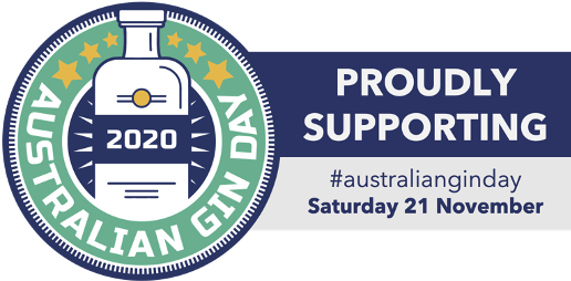 Australian Gin Day 2020 - Badge